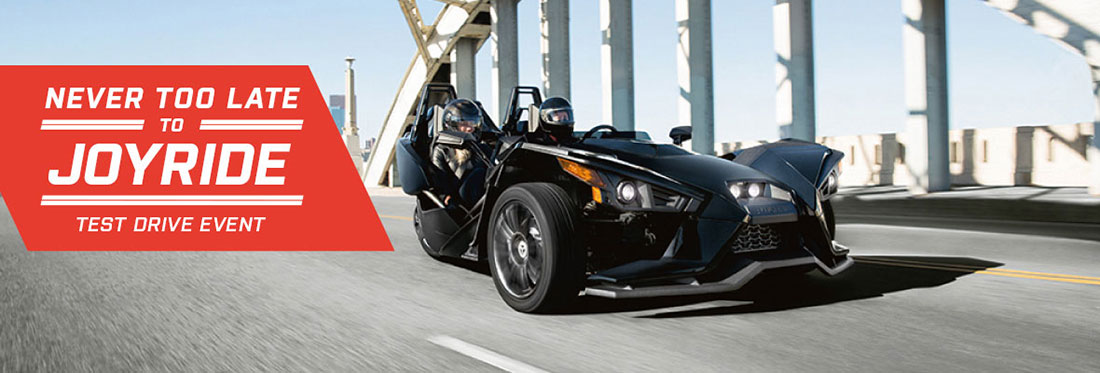 Polaris Slingshots For Sale In St Petersburg Florida Near Tampa